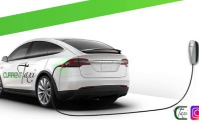 Tesla Taxis Hit the Road in Kelowna