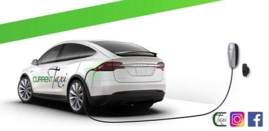 Tesla Taxis Hit the Road in Kelowna