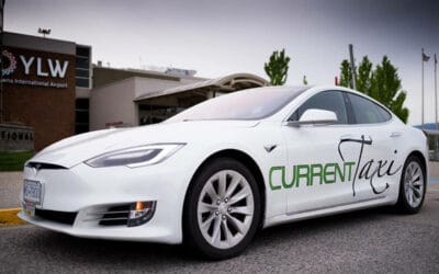 All electric Tesla cab fleet rolls onto Victoria streets this Sunday