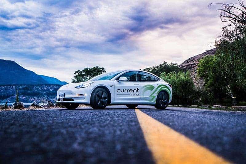 All electric Tesla cab fleet rolls onto Victoria streets this Sunday